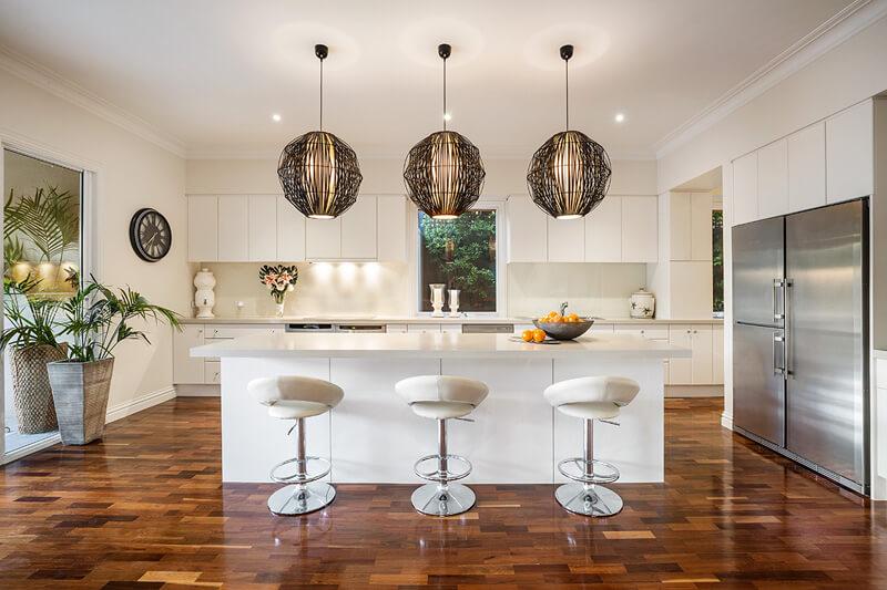 Luxury Custom Made Kitchen | Custom Home Builder Melbourne